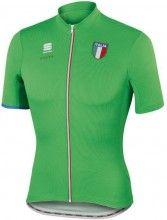 Sportful ITALIA CL Kurzarmtrikot gruen 1