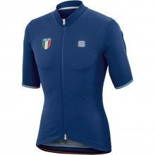 Sportful ITALIA CL Radtrikot blau 1