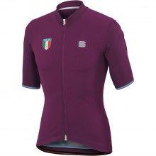 Sportful ITALIA CL Radtrikot bordeaux 1