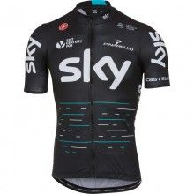 TEAM SKY 2017 FAN Radtrikot 1