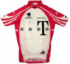 Telekom Adidas Radsport-Profi-Team - Kinder-Trikot