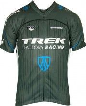 TREK FACTORY RACING 2013 Bontrager Kinder-Radsport-Profi-Team - Kurzarmtrikot