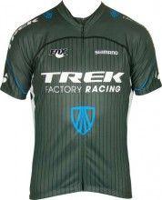 TREK FACTORY RACING 2013 Bontrager Kinder-Radsport-Profi-Team - Kurzarmtrikot