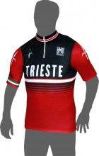 Giro d'Italia 2014 TRIEST-Etappentrikot - Santini Radsport Kurzarm-Trikot