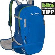 Vaude Bike Alpin 25 + 5 Fahrrad Rucksack blau 1