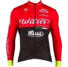Wilier Triestina - Selle Italia 2017 Fahrrad Winterjacke 1