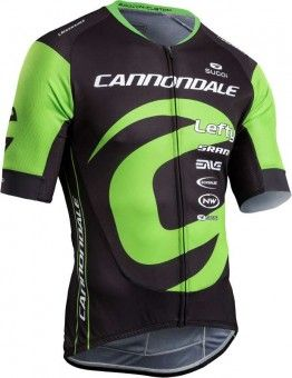 Cannondale Factory Racing 2017 Kurzarmtrikot 1