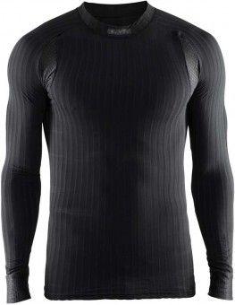 Craft Active Extreme 2.0 Langarm Unterhemd schwarz 1