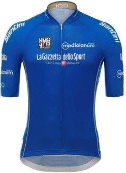 Giro 2017 Kurzarmtrikot Maglia Azzurra 1