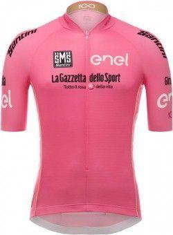 Giro 2017 Kurzarmtrikot Maglia Rosa 1
