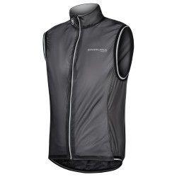 Endura FS260-PRO ADRENALIN II wind waterproof competition vest black-translucent  (E9107BK 71d419224