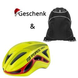 WILIER TRIESTINA - SELLE ITALIA 2018 REX cycling helmet fluo yellow red  Force + premium 7f211386a