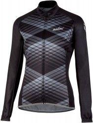 Nalini PRO Lady Ti womens long sleeve cycling jersey black (I18-4000) 6afd2ef9c