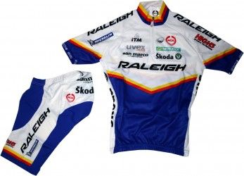 42657c8ea Raleigh 2011 cycling set for kids (jersey