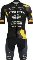 f432bbcef TREK-SELLE SAN MARCO 2019 set (jersey + bib shorts) - Santini cycling