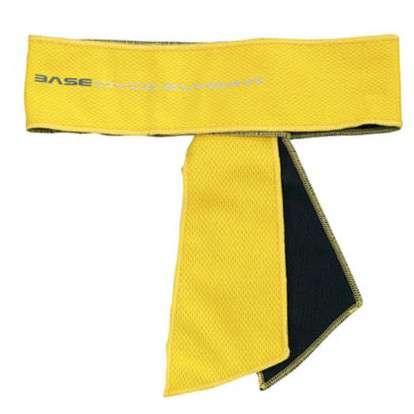 AIKOO - NALINI Basic headband yellow
