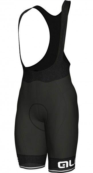 ALE CORSA Trägerhose kurz schwarz/weiß Größe L (4)