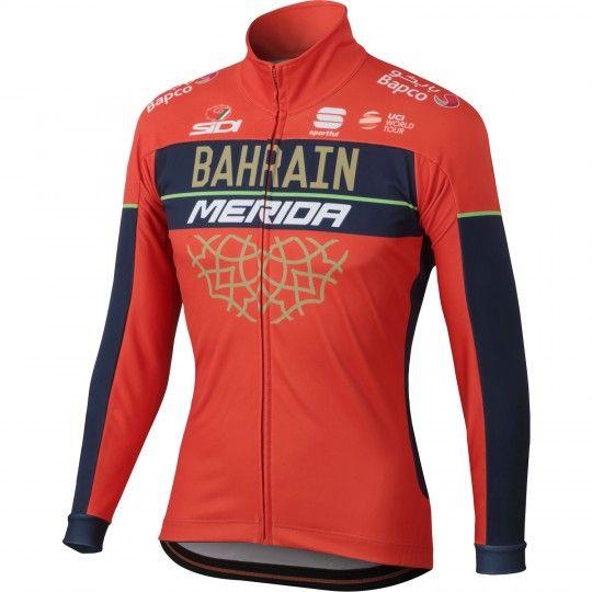 BAHRAIN MERIDA 2018 Fahrrad Winterjacke 1