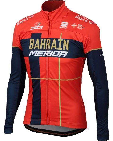 BAHRAIN MERIDA 2019 Fahrrad Winterjacke 1