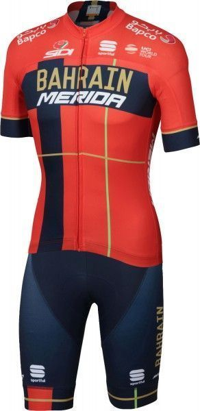 BAHRAIN MERIDA 2019 Radsport Set