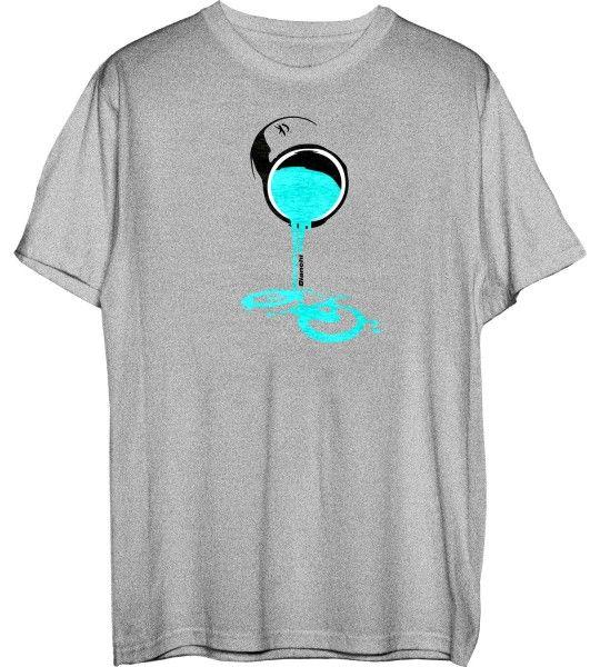 Bianchi BARATTOLO T-Shirt grau 1