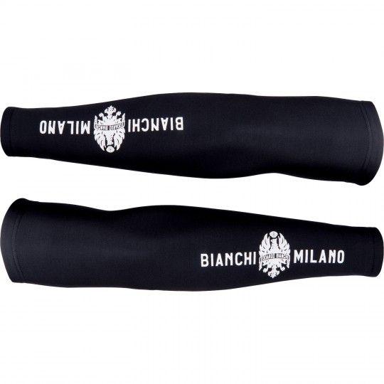 Bianchi Milano PUSTERIA Winter-Armlinge schwarz