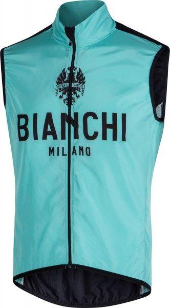 Bianchi Milano Fahrradweste New Passiria celeste 1
