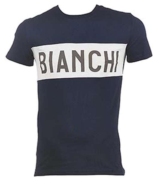 BIANCHI EROICA - Vintage shirt dark blue 4f0d6bc61