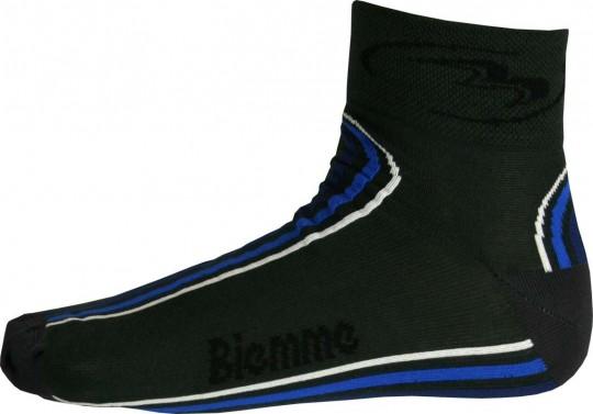 Biemme Radsport-Coolmax-Socken carbon S (37-40, 4.5-7)
