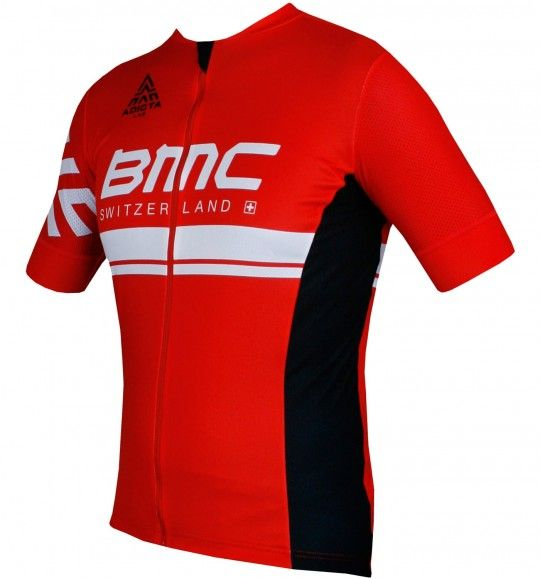 BMC ROAD CLASSIC short sleeve cycling jersey red