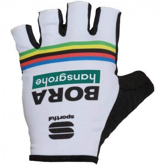 BORA-hansgrohe Starßenrad Weltmeister 2018 Handschuhe 1