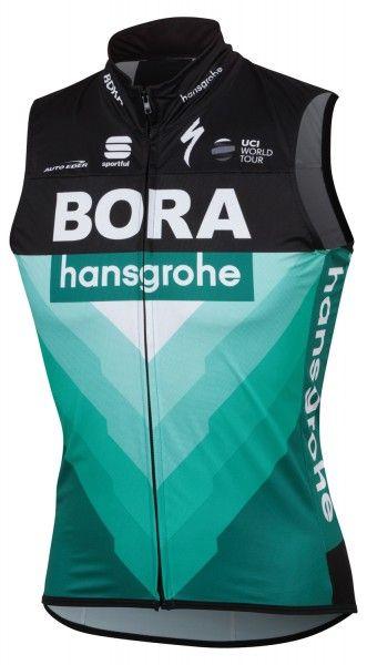 Chaleco ciclista BORA-hansgrohe 2019 - Sportful