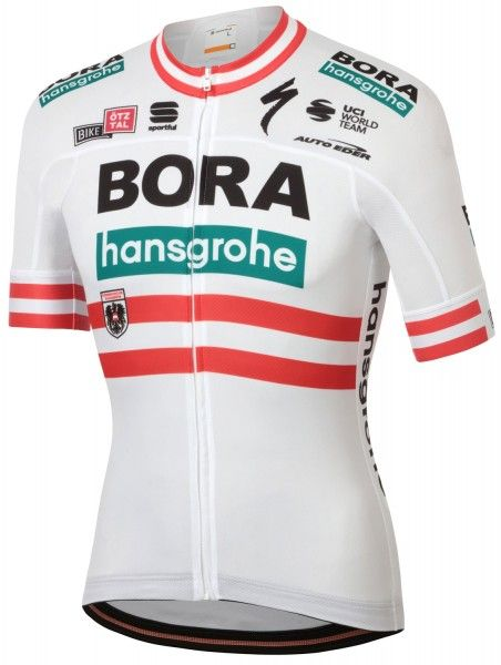 Bora Hansgrohe 2020 österreichischer Meister Radtrikot kurzarm 1
