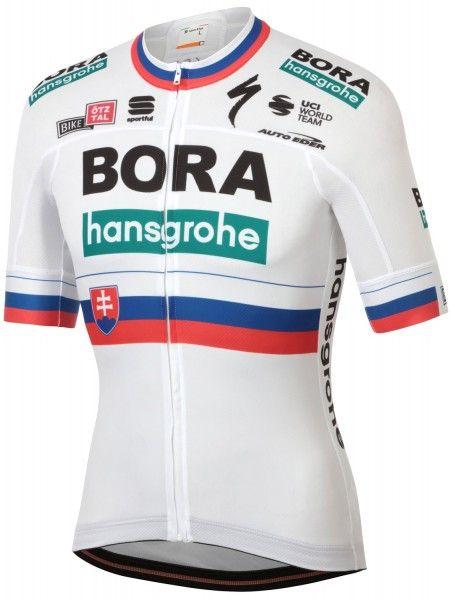 Bora Hansgrohe 2020 slovakischer Meister Radtrikot kurzarm 1