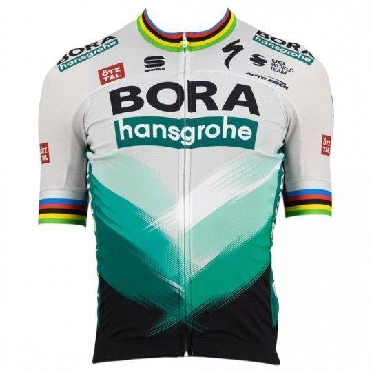 Bora Hansgrohe 2021 Sagan Edition Radtrikot kurzarm 1