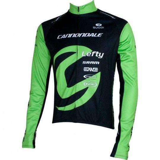 Cannondale Factory Racing 2017 Radtrikot langarm 1