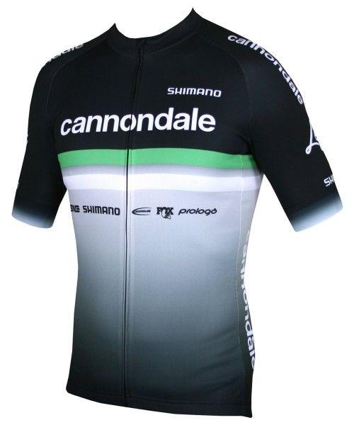 Cannondale FACTORY RACING 2020 Radtrikot kurzarm schwarz 1