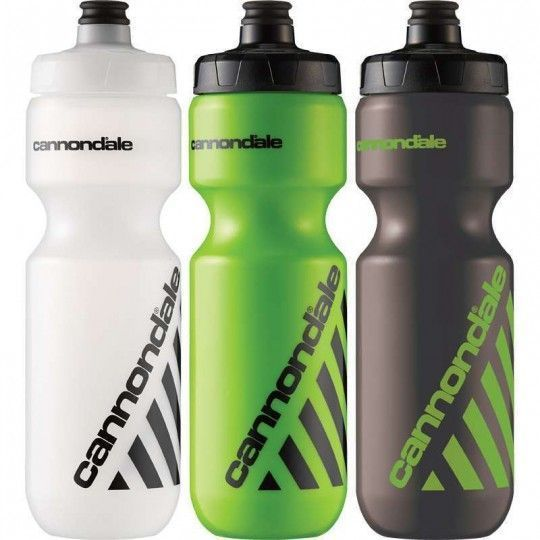 Cannondale Trinkflasche RETRO 700ml gruen-transparent