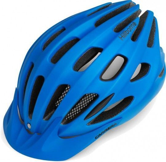 Carrera Radsporthelm Hillborne blau 1