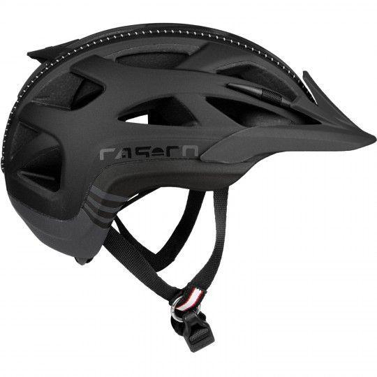 CAsco ACTIV 2 Fahrradhelm schwarz 1