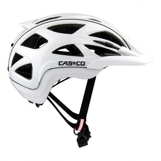Casco ACTIV 2 Fahrradhelm weiß 1