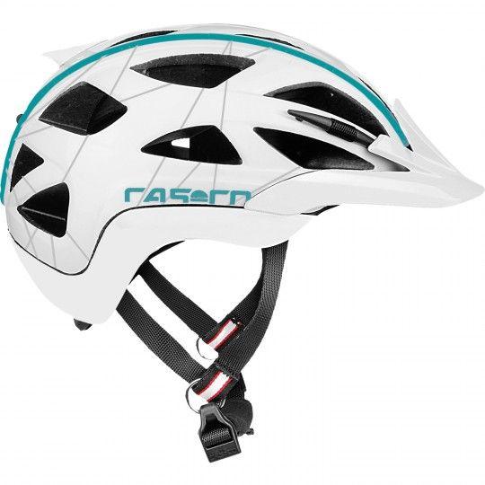 Casco ACTIC 2 FEMME Fahrradhelm weiß/blau 1