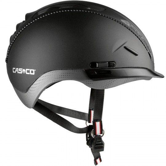Casco ROADSTER Fahrradhelm schwarz 1