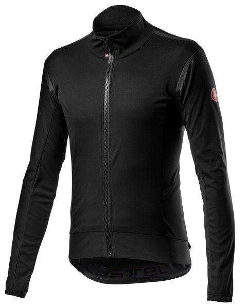 Castelli alpha RoS 2 light Fahrradjacke schwarz 1