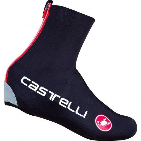 Castelli DILUVIO C Themoüberschuhe schwarz 1