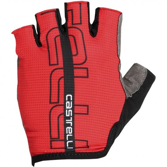 Castelli Tempo Radhandschuh rot 1