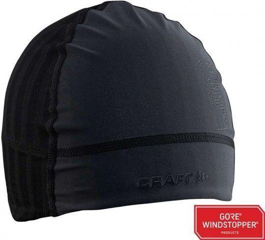 Craft Active Extreme 2.0 Windstopper Unterhelm schwarz 1