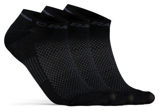Craft Core Dry Shaftless Radsocken schwarz 1