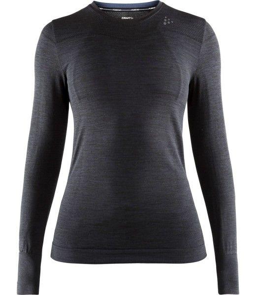 Craft Fuseknit Comfort RN Damen Funktionsunterhemd langarm sw 1