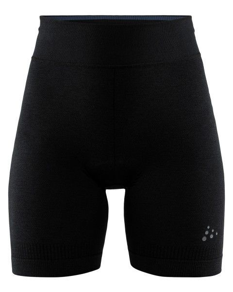Craft FUSEKNIT Bike Boxer Damen Unterhose schwarz 1